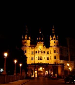Schweriner Schloss Lokalitäten