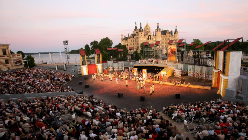 Schweriner Schlossfestspiele 2018 Tosca